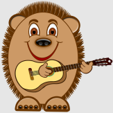 Igel – Gitarre