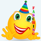 Smiley – Fasching 10