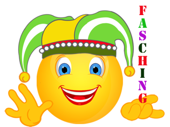 Smiley – Fasching 31